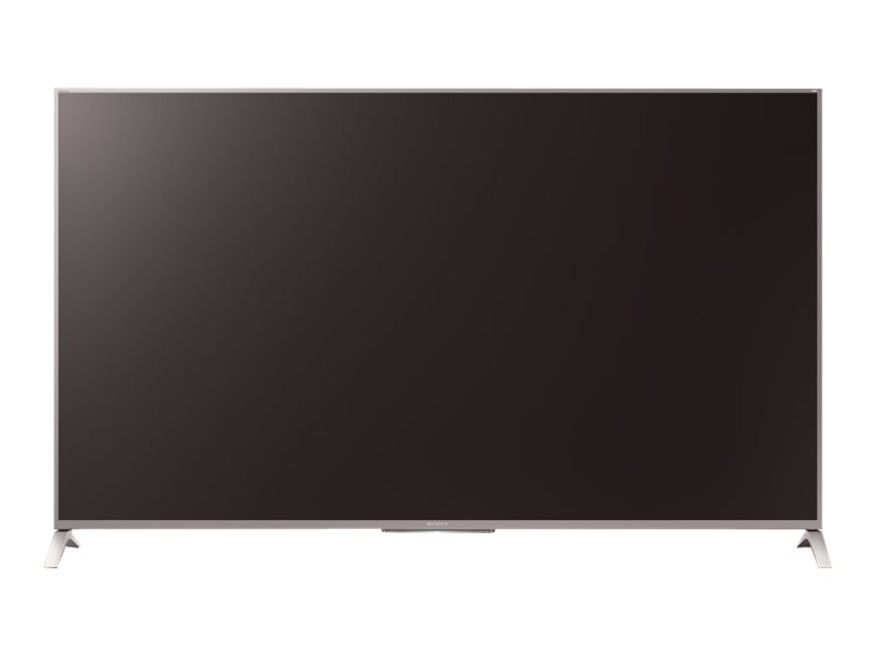 Sony 65 X800B 4K Ultra HD LED-LCD TV, Black, XBR65X800B, 30679780, Monitors - Large-Format LED-LCD