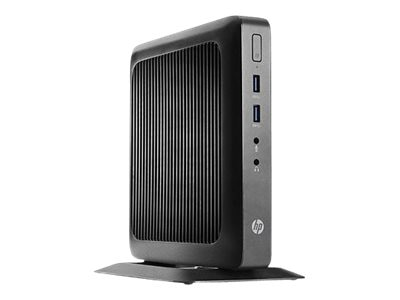 HP t520 Flexible Thin Client AMD DC GX-212JC 1.2GHz 4GB 16GB Flash HD8000 abgn BT WE864, Y6Z03UT#ABA