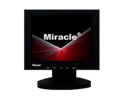 Miracle Business 8 TFT LCD Monitor, BLACK, LT08B, 9138840, Monitors