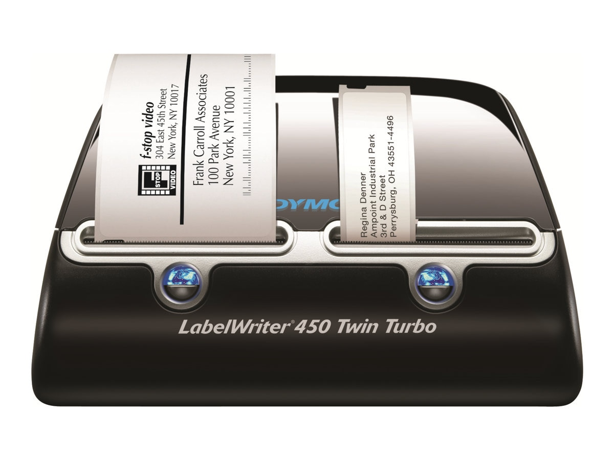DYMO LabelWriter 450 Twin Turbo Printer, 1752266