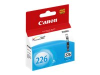 Canon Cyan CLI-226 Ink Tank, 4547B001, 11647272, Ink Cartridges & Ink Refill Kits