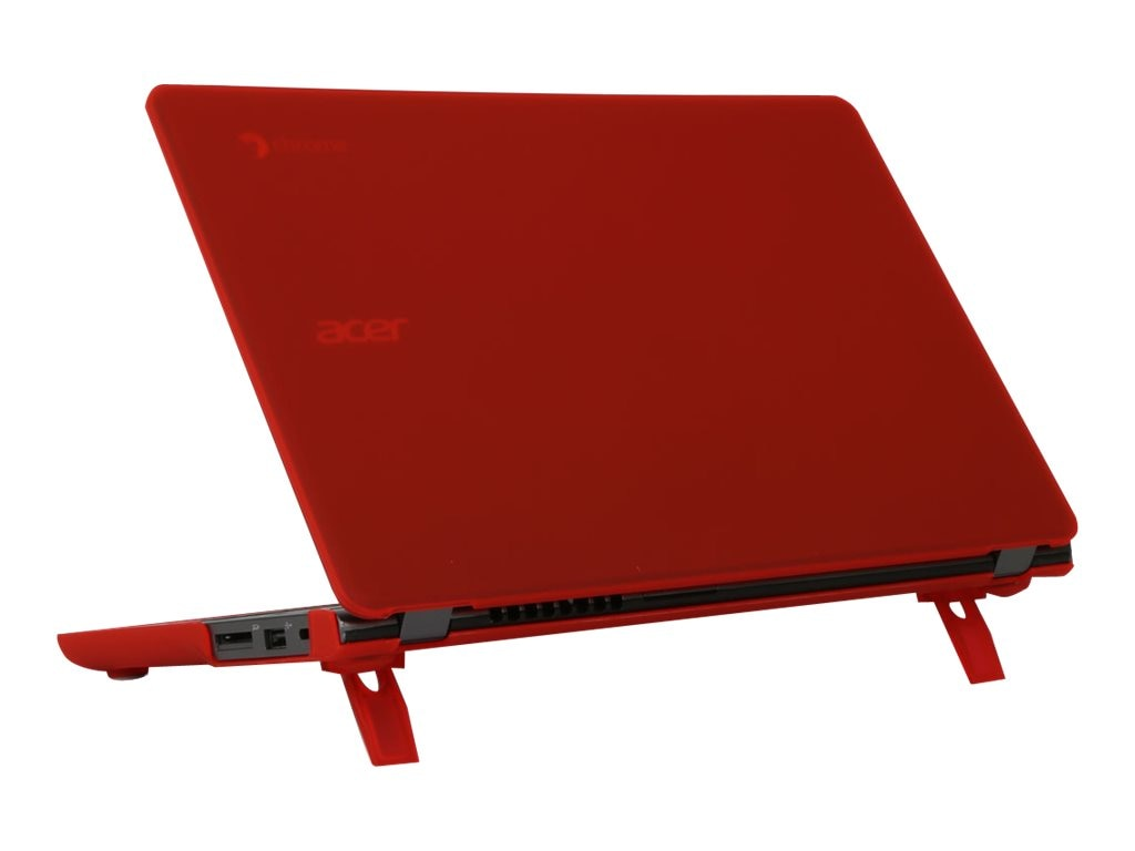 Max Cases C720 CB Snap Shell, Red
