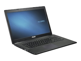 Asus P2710JA Core i5 2.6GHz 8GB 500GB DVD+RW W7P-W8.1P, P2710JA-XS51, 19508189, Notebooks
