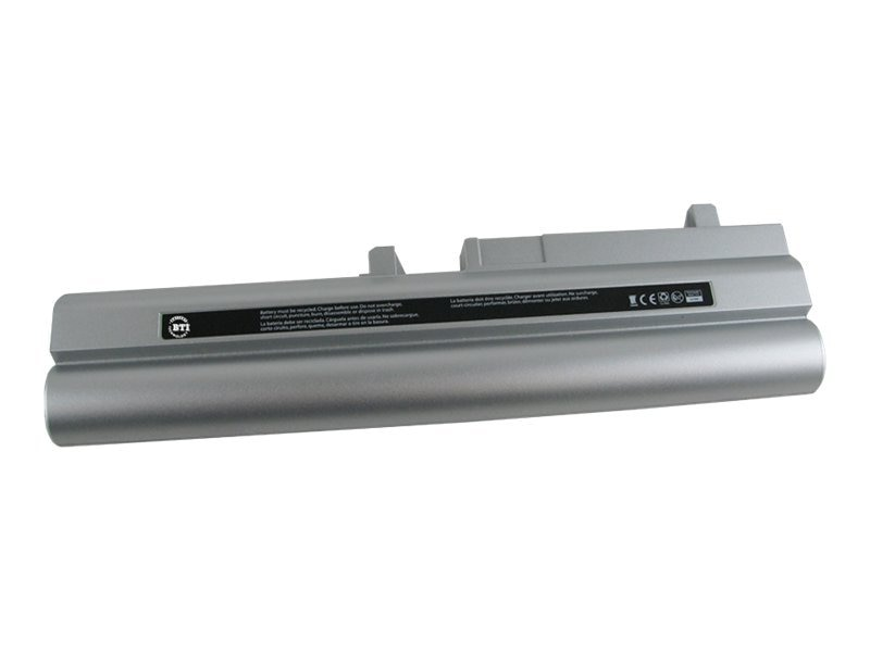 BTI Battery, Li-Ion Replacement for MSI Wind Netbook U90 U100, MSI-U100W, 9791321, Batteries - Notebook