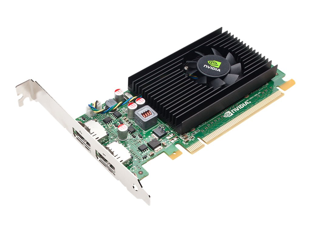 PNY NVS 310 PCIe 2.0 x16 Low-Profile Graphics Card, 512MB DDR3, VCNVS310DVI-PB, 14414167, Graphics/Video Accelerators