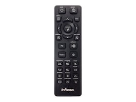 InFocus Replacement Remote for Meeting Room Projectors, HW-NAVIGATOR-4, 32260384, Projector Accessories