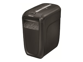 Fellowes PowerShred 60CS Shredder, Crosscut, 4606001, 15054706, Paper Shredders & Trimmers