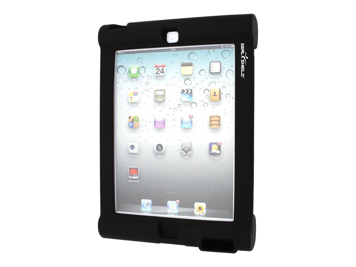 Seal Shield Life Proof Bumper Case for iPad 2 3 4