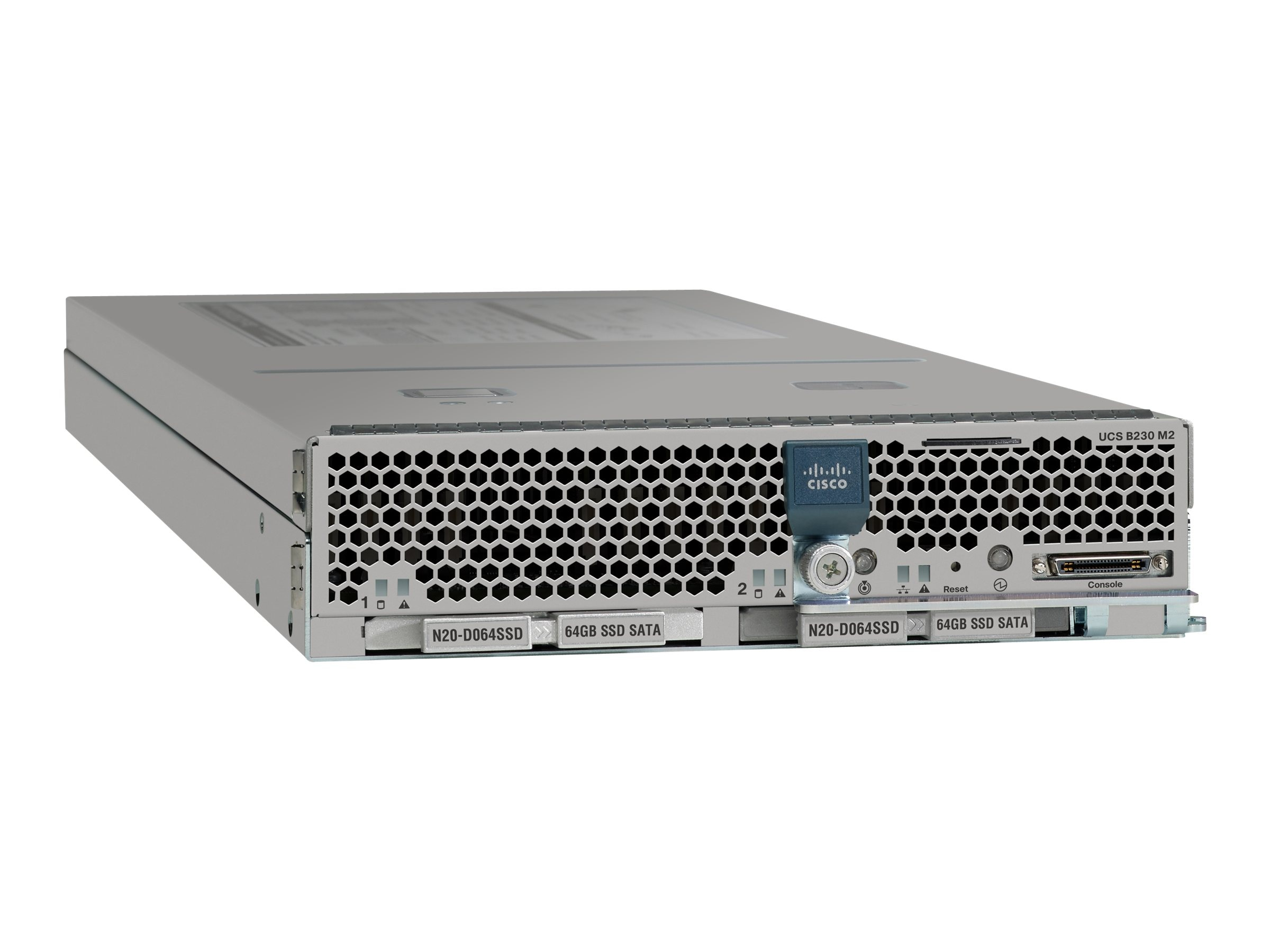 Cisco UCS B230 M2 256GB SmartPlay Expansion Pack (2x) Xeon 10C E7-2870 2.4GHz 256GB VIC1280, UCS-EZ7-B230-EX256