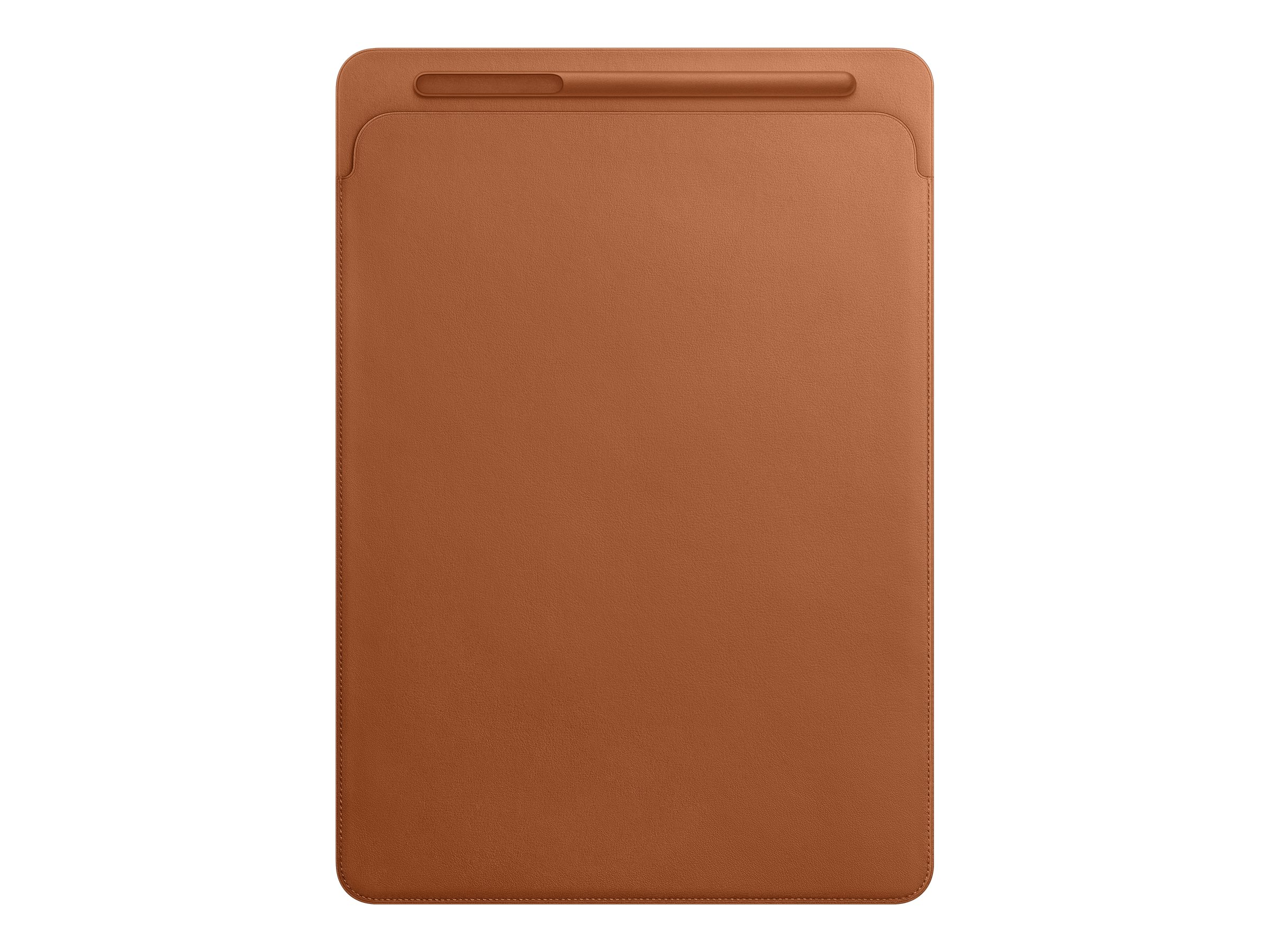 Apple Leather Sleeve for 12.9 iPad Pro, Saddle Brown