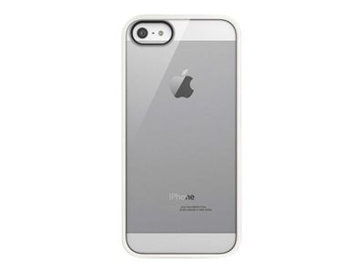 Belkin View Case for iPhone 5 5s, Clear Whiteout