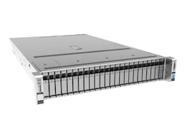 Cisco UCS C240 M4SX (2x)Xeon E5-2620 v3 16GB MRAID, UCS-SPR-C240M4-E2, 17914933, Servers