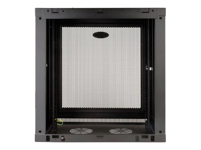 Tripp Lite SmartRack Slim 12U Wall-Mount Rack Enclosure Cabinet, SRW12U13
