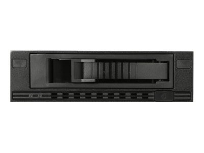iStarUSA Audio (1) 5.25 Bay SATA SAS 6.0Gb s Mobile Rack, T-7M1-SATA-BLACK, 13236047, Music Hardware