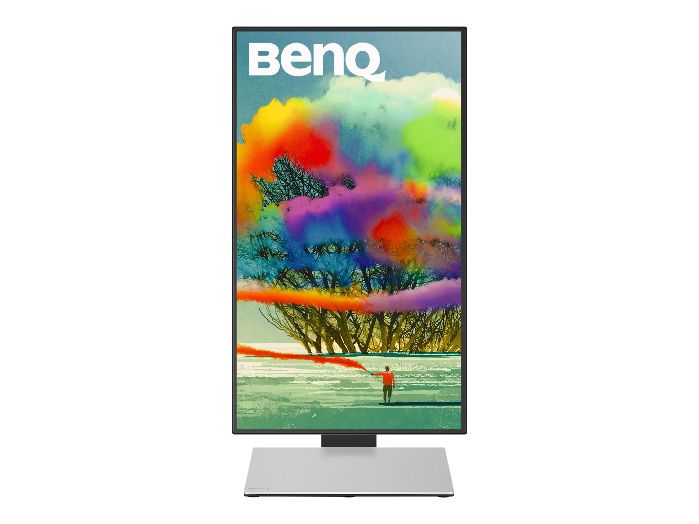 Benq 27 PD2710QC 2K QHD LED-LCD Monitor, Black