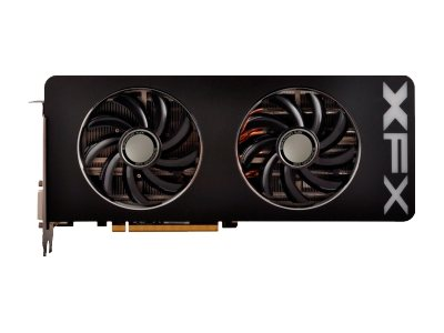 Pine Radeon R9 290X PCIe 3.0 Double Dissipation Black Edition Graphics Card, 4GB DDR5