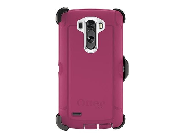 OtterBox Defender Series for LG G3, Papaya