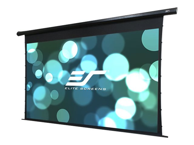 Elite Spectrum Tension Projection Screen, MaxWhite, 16:9, 100