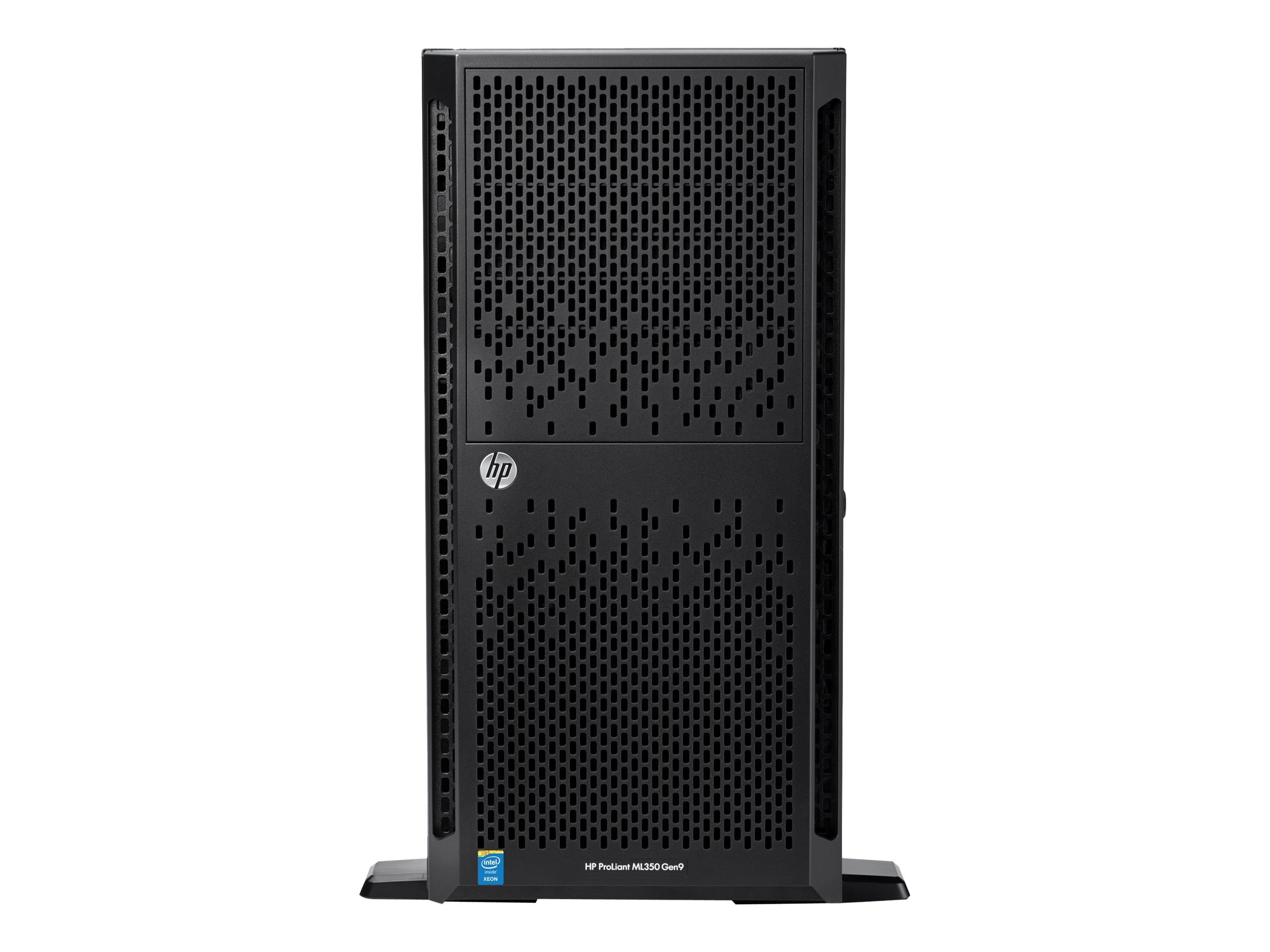 HPE ProLiant ML350 Gen9 Tower Xeon 8C E5-2609 v4 1.7GHz 8GB 8x3.5 Bays B140i 4xGbE 500W
