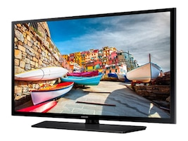Samsung 43 HE470 Full HD LED-LCD Hospitality TV, Black, HG43NE470SFXZA, 32451287, Televisions - Commercial