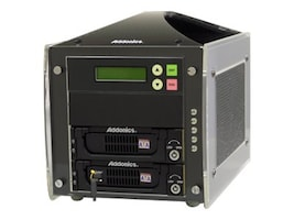 Addonics 1:1 Hard Drive Solid State Drive Duplicator for SATA, IDE or Diamind Cipher Drive, HDUSI325AES-A, 16161159, Hard Drive Duplicators