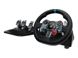 Logitech G29 Driving Wheel, 941-000110, 23203169, Computer Gaming Accessories