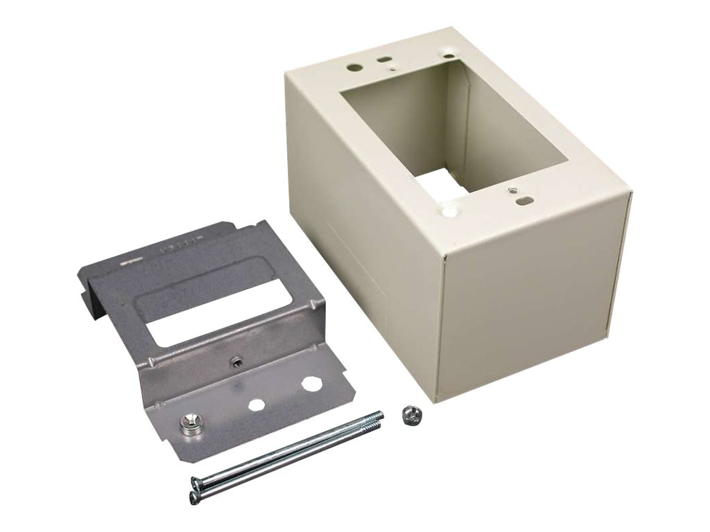 C2G Wiremold 2400 Single Gang Device Box Fitting