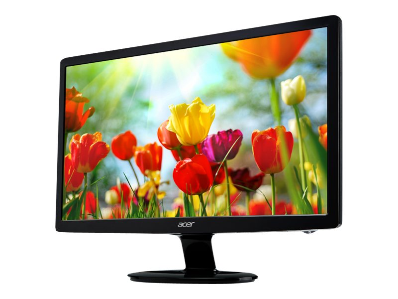 Acer 27 S271HL Dbid Full HD LED-LCD Monitor, Black, UM.HS1AA.D01