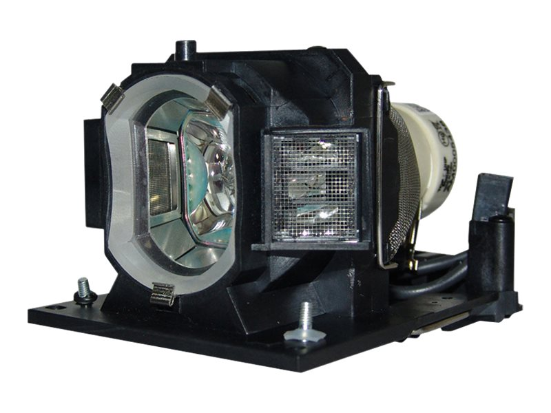 BTI Replacement Projector Lamp for Hitachi CP-A221N, CP-A221NM, CP-A301N, DT01251-BTI, 17581964, Projector Lamps