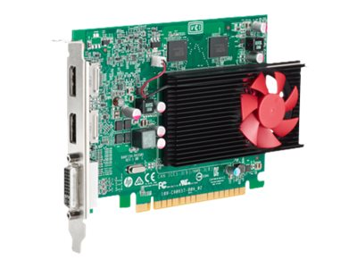HP AMD Radeon R9 350 PCIe 3.0 x16 Graphics Card, 2GB GDDR5