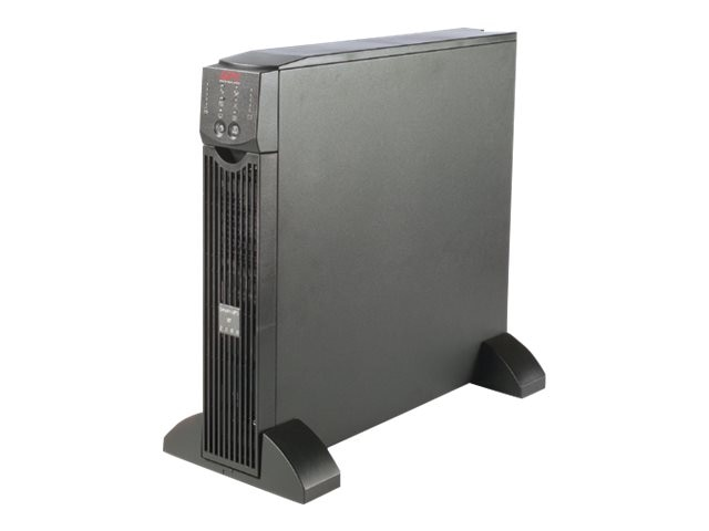 APC Smart-UPS RT 1500VA 120V UPS, (6) 5-15R Outlets, Black, SURTA1500XL