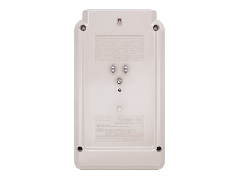 APC Essential SurgeArrest 120V, Wall Tap, (4) Outlets, Power-Saving, P4GC