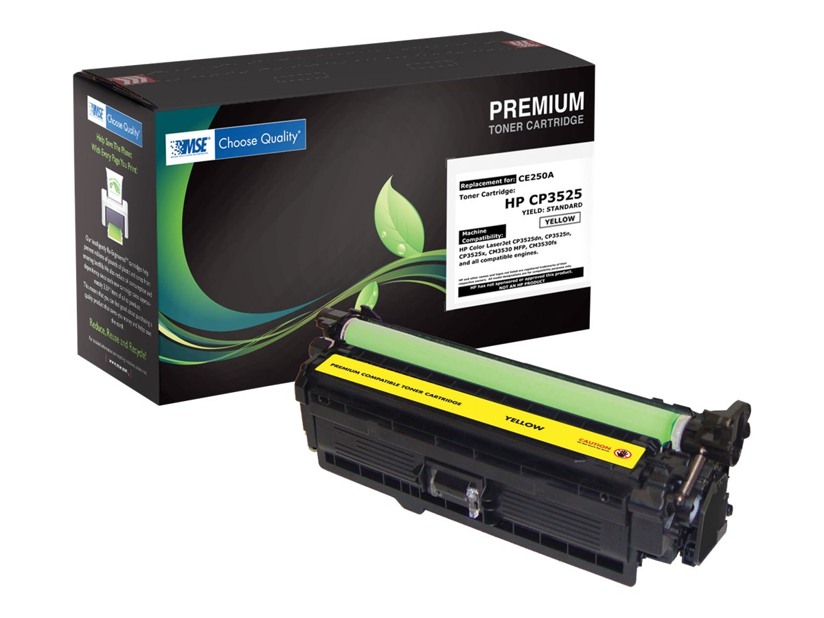 CE252A Yellow Toner Cartridge for HP 3525