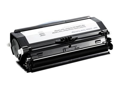 Dell Black Use & Return Toner Cartridge for 3330dn Mono Laser Printer, 330-5207, 11818238, Toner and Imaging Components