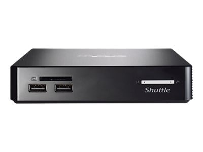 Shuttle Barebones, NS01A Nano Fanless PC Max.16GB DDR3L Android, NS01A, 30881161, Barebones Systems