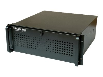 Black Box Chassis, Radian Video Wall Processor Chassis 11S, VWP-2110
