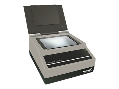 Ambir ImageScan Pro 580ID Passport ID Scanner Gray, FS580-AS