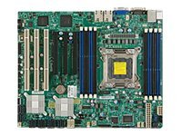 Supermicro Motherboard, Sandy Bridge UP SAS, SATA3, SATA2, C606, IPMI