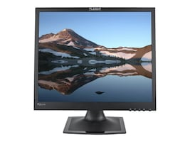 Planar 17 PLL1710 LED-LCD Monitor, Black, 997-7244-00, 15995207, Monitors