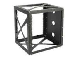 Kendall Howard 12U Side Load Wallmount Rack, 1915-3-200-12, 11413249, Racks & Cabinets