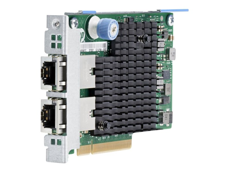 HPE Ethernet 10GB 2P 561FLR-T Adapter, 700699-B21, 16454867, Network Adapters & NICs