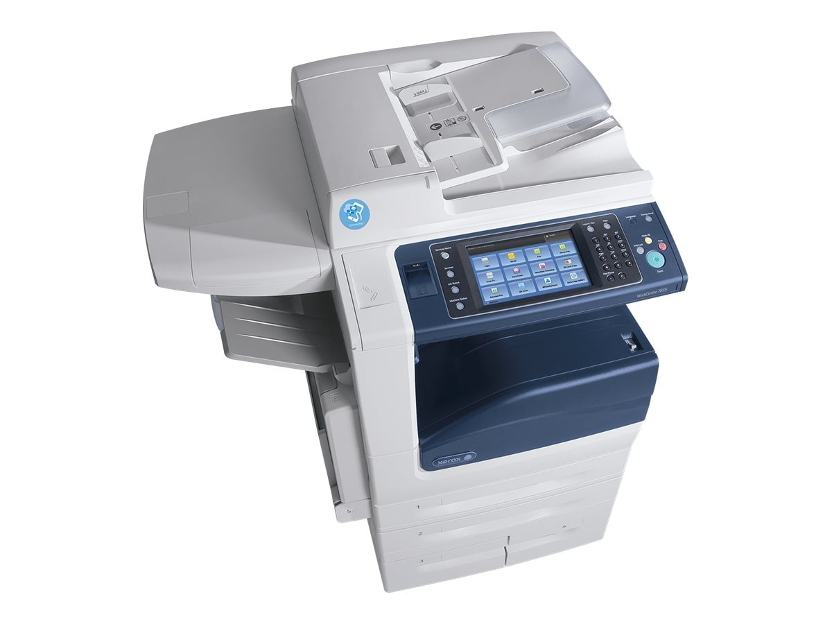 Xerox WorkCentre 7830i Color MFP w  High Capacity Tandem Tray, 7830/PTXF2I