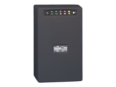 Tripp Lite Omni VS 1500VA 940W 230V Int'l UPS Tower Extended Run Line-Interactive (8) Outlets, OMNIVSINT1500XL, 5470132, Battery Backup/UPS