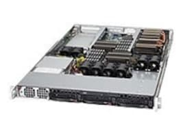 Supermicro SuperServer 1U SYS-6016GT-TF-FM109, SYS-6016GT-TF-FM109, 12905288, Servers