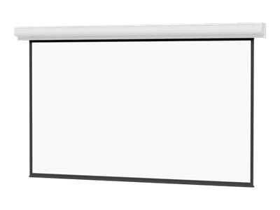 Da-Lite 106 Diagonal Contour Electric Wall Screen, 88389LSR