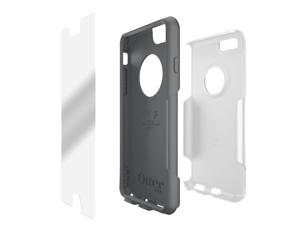 OtterBox Commuter Series for iPhone 6 4.7, Glacier, 77-50218, 17786126, Carrying Cases - Phones/PDAs