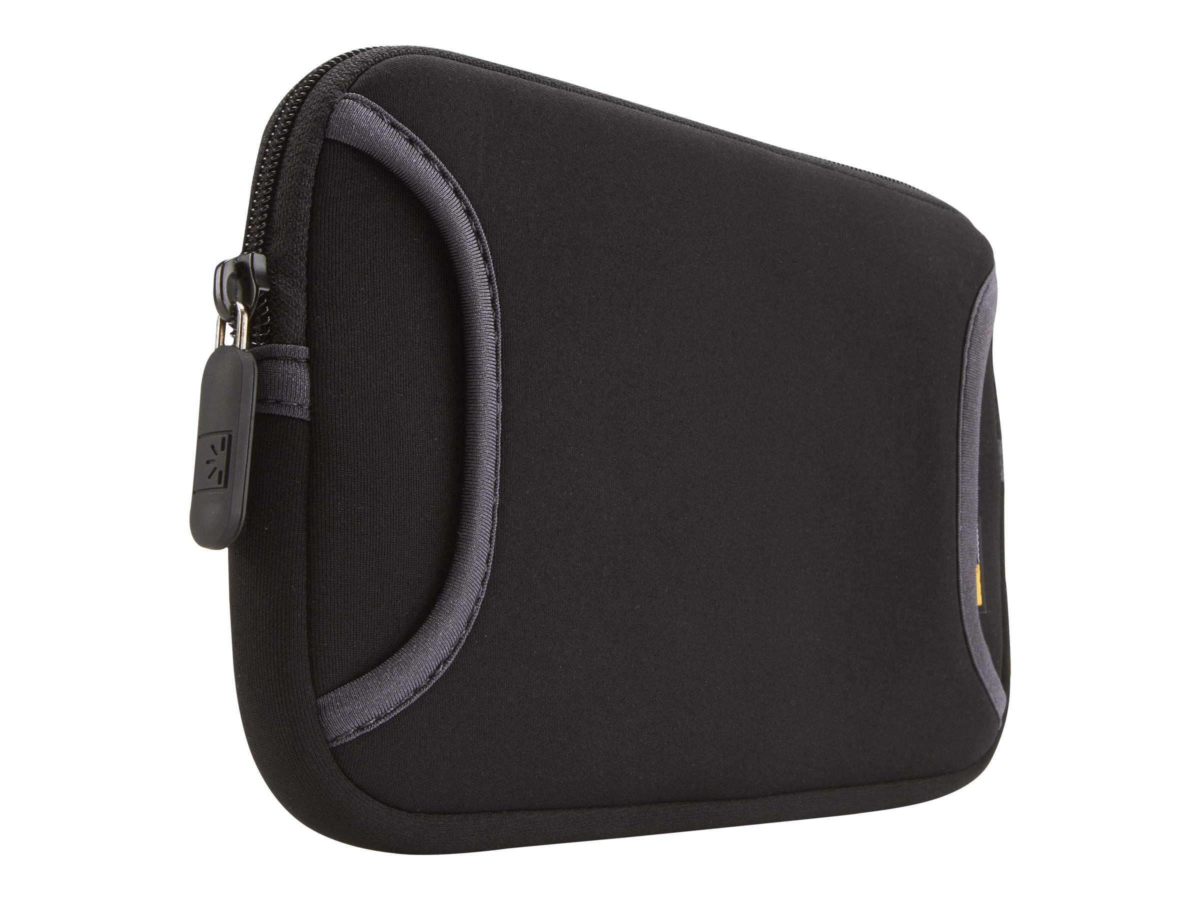 Case Logic 7 Tablet Sleeve, Black, LNEO-7BLACK, 12623192, Protective & Dust Covers