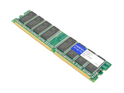 ACP-EP 1GB PC3200 184-pin DDR SDRAM DIMM for OptiPlex GX60, A0740416-AA