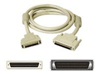 C2G LVD SE VHDCI .8mm 68M to SCSI-2 MD50M Cable w Ferrites, 6ft, 28157, 5214251, Cables