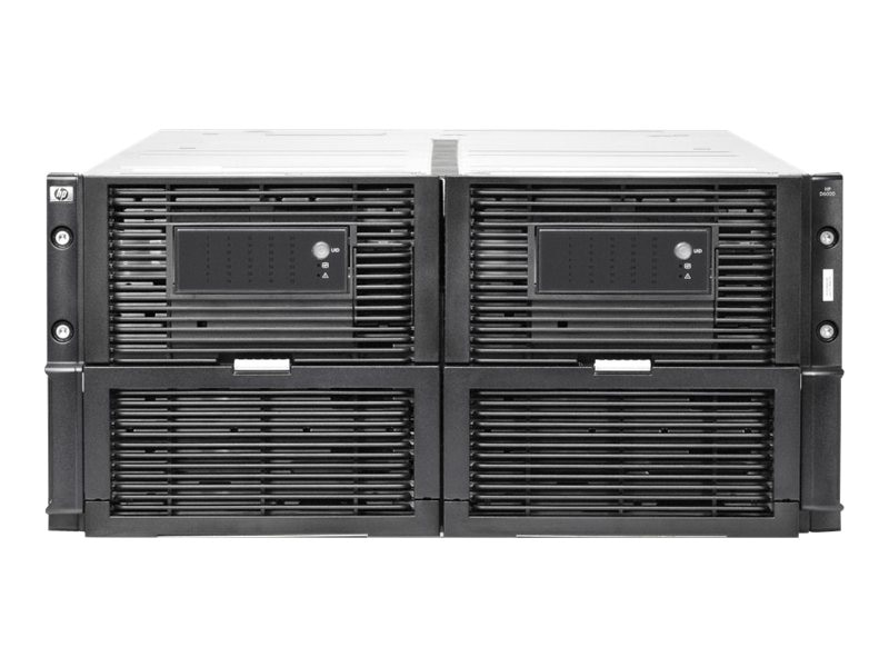 HPE D6000 Disk Enclosure w  (70) 3TB SAS 6Gb s Dual Port 7.2K RPM LFF Midline Hard Drives - 210TB Bundle, QQ700A, 16462154, Network Attached Storage